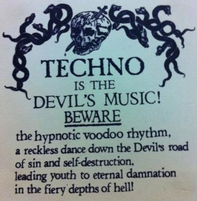 What Techno really is