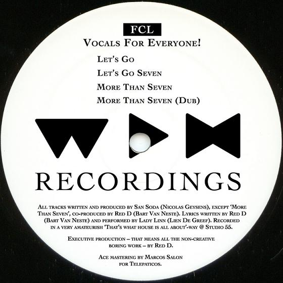 FCL via discogs